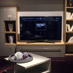 Living Room Tv Units Decorating A Large Wall Ideas Tastefully Space Savvy 25 That Wow View In Gallery Small Unit