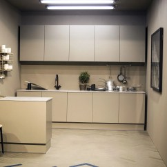 Wall Designs For Kitchen Sideboard Single Kitchens Space Saving With Functional