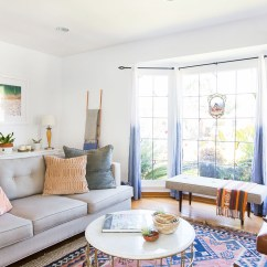 Warm Green Colors For Living Room Nice Rugs Trendy Ombre Curtains In Cold, And Neutral Hues