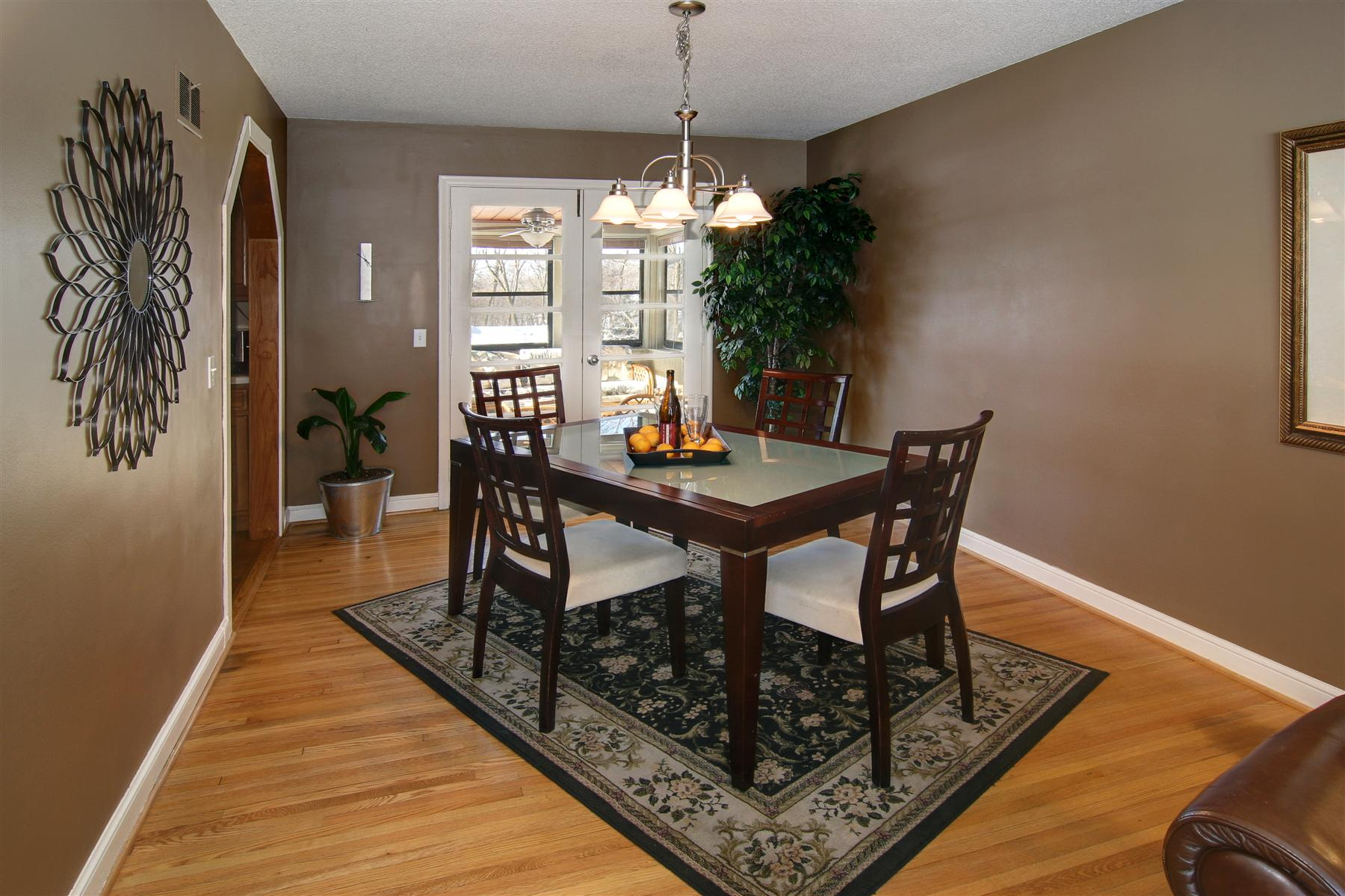 area rugs for under kitchen tables wood chairs 30 that showcase their power the dining table