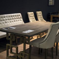 Gray Leather Dining Chairs Desk Chair Homesense Beyond Chairs: 15 Ways To Transform The Space With A Cool Bench!