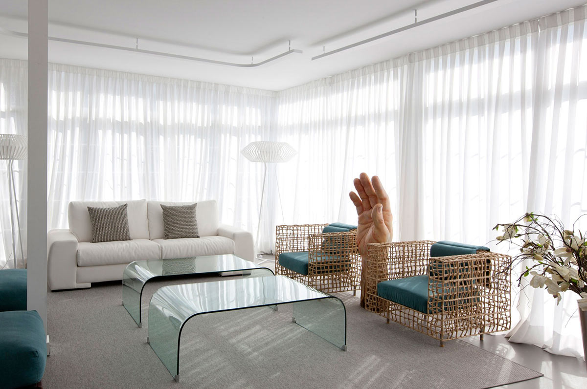 glass table sets for living room paint colors walls 30 coffee tables that bring transparency to your
