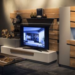 Living Room Tv Units Modular Tastefully Space Savvy 25 That Wow View In Gallery