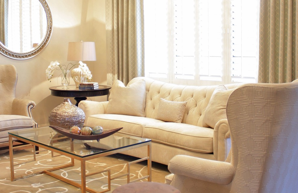 how to clean a cream leather sofa sofas com chaise longue baratos beyond white: bliss of soft and elegant beige living rooms!