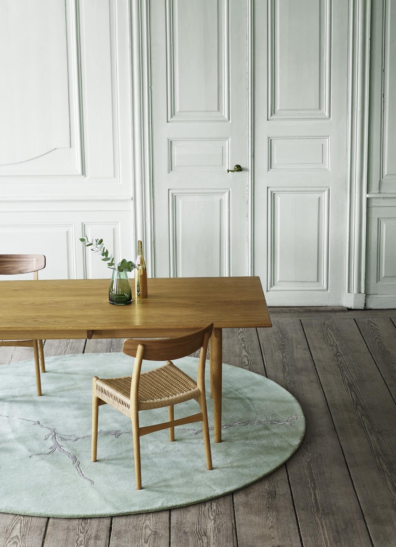 chair design portfolio better homes and gardens cushions carl hansen søn adds three classic designs to