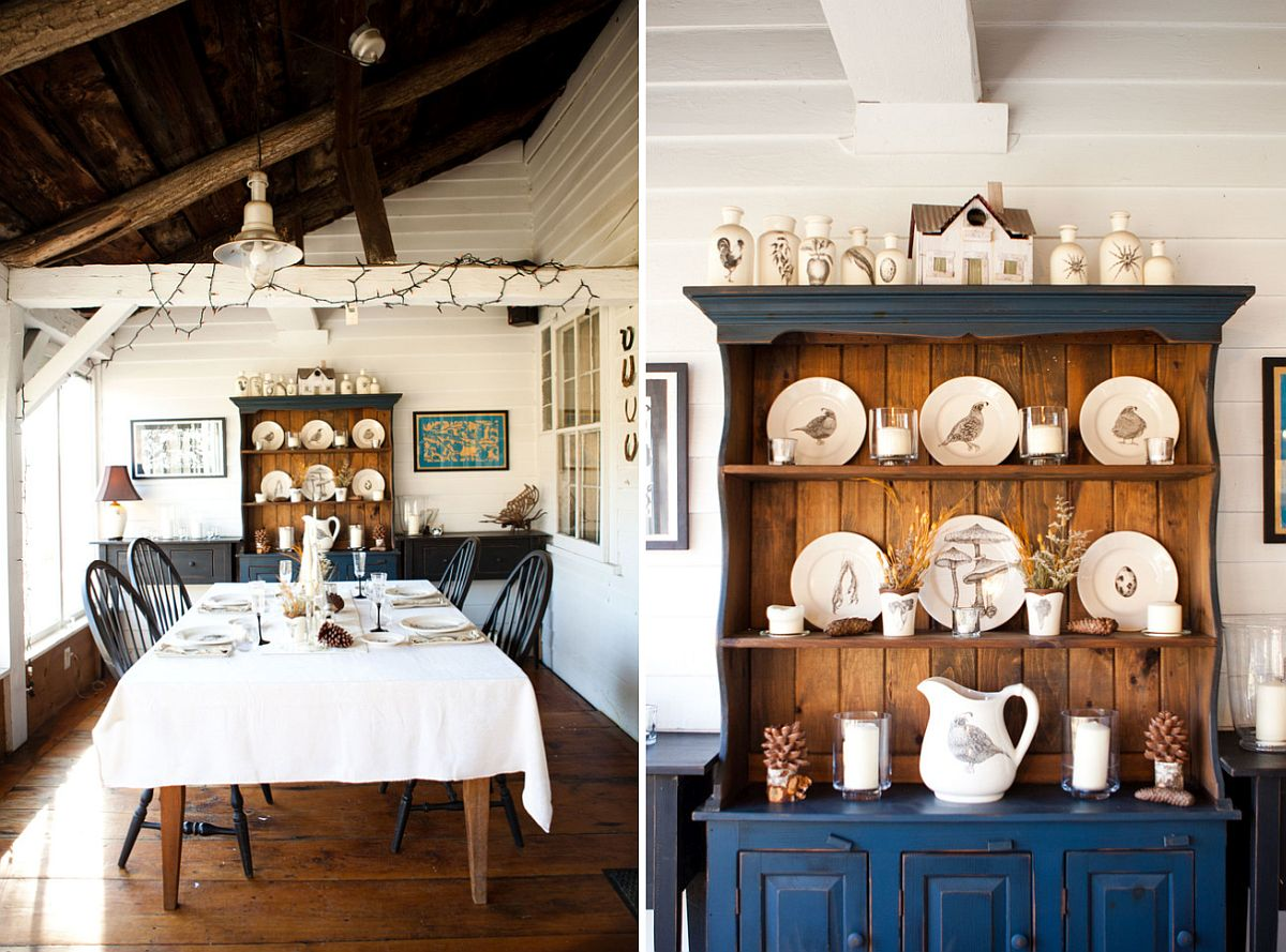 Living Room Color Theme 15 Ways To Bring Rustic Warmth To The Modern Dining Room