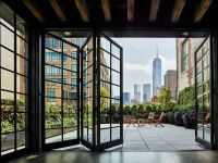 Modern Industrial: 1890s New York apartment Turned into ...