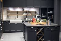 Classic and Trendy: 45 Gray and White Kitchen Ideas