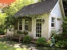 Cottage Garden Shed Ideas