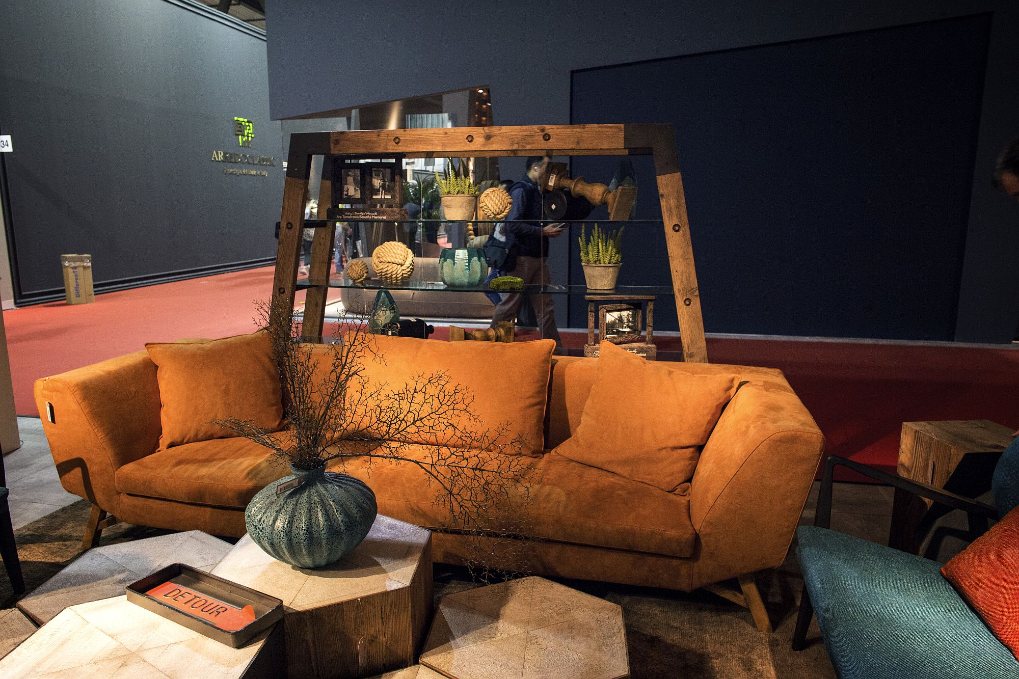 Trend Spotting A Splash Of Orange Adds Spunk To Your Home