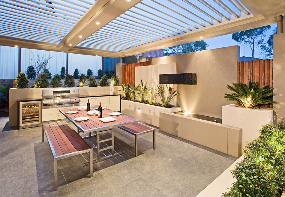 outdoor kitchens on a budget curtains for kitchen windows 30 fresh and modern