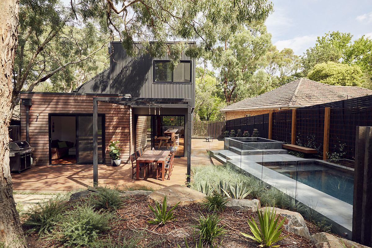 An Oasis Of Refreshing Greenery Modular Blackburn House