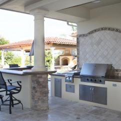 Outdoor Kitchens On A Budget Center Island Kitchen Table 30 Fresh And Modern