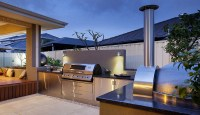 Outdoor Kitchen Ideas: Al-Fresco Cooking for All ...