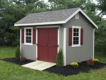 Back Yard Garden Shed Ideas