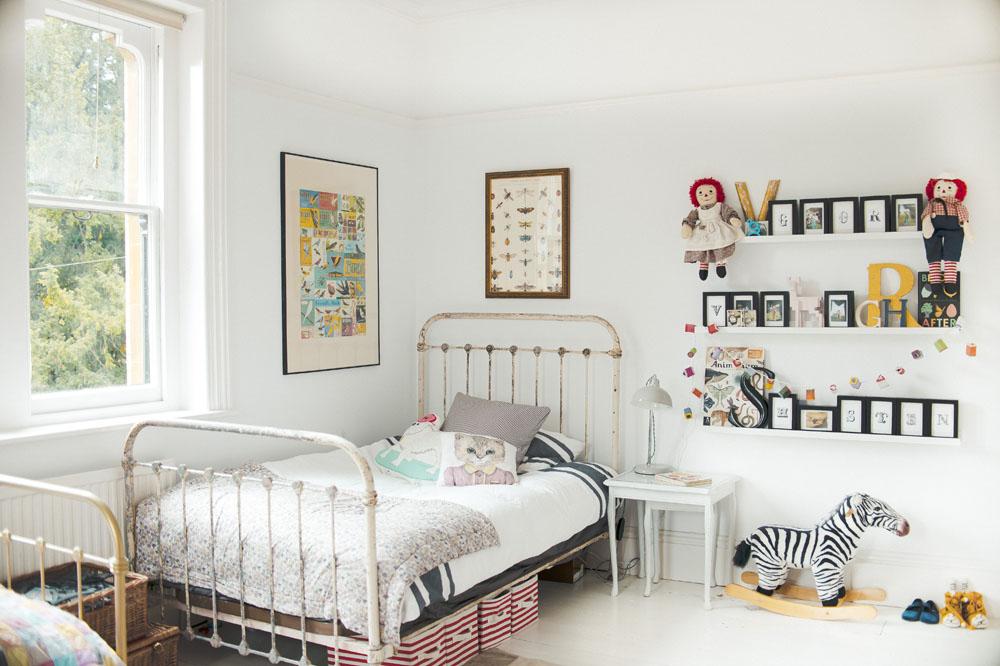 30 vintage kids rooms