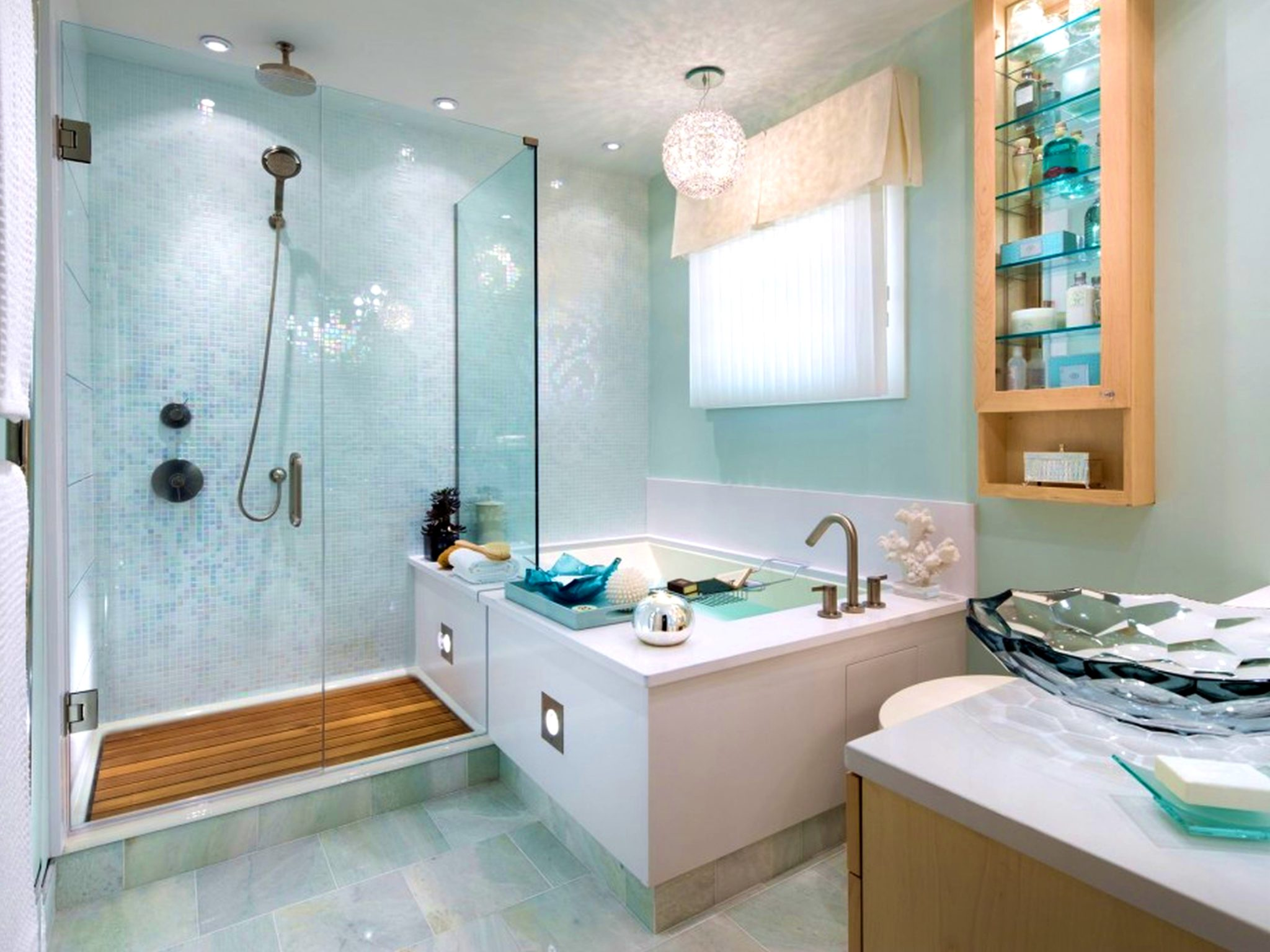 turquoise bathrooms timeless and