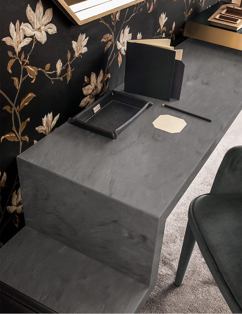 Corian Celebrates Fifty Years With Concrete Onyx and Prima