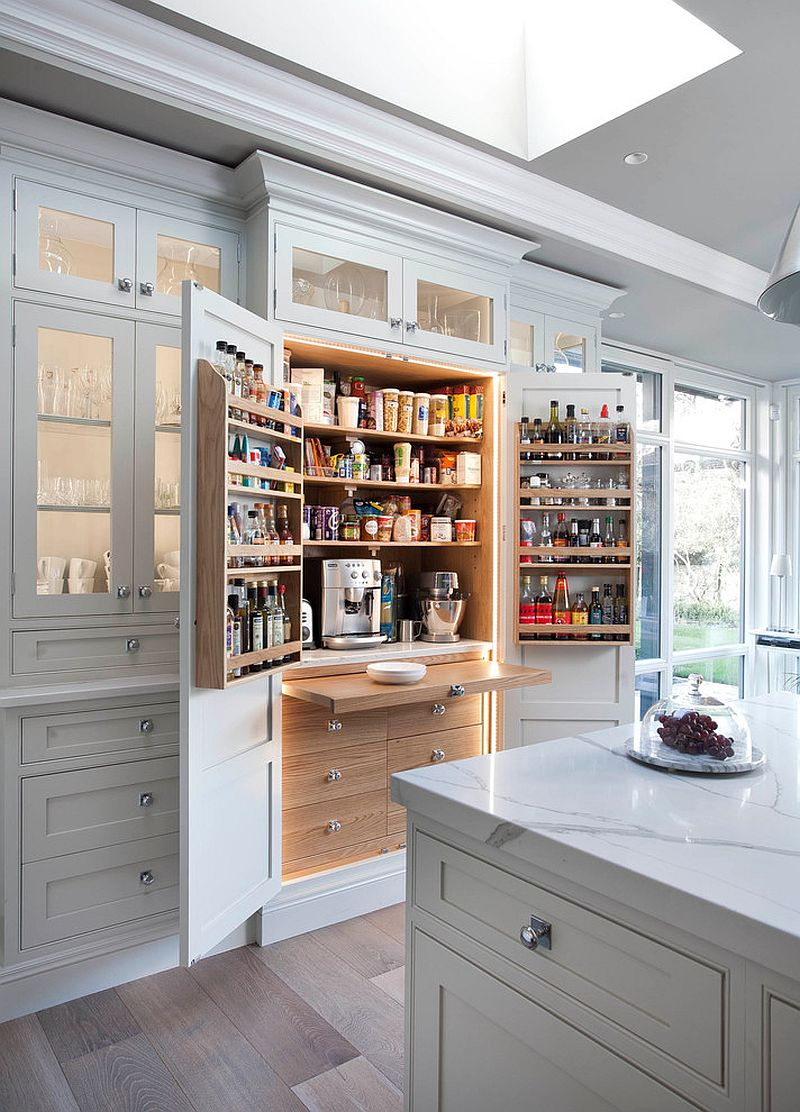 10 Small Pantry Ideas for an Organized, Space