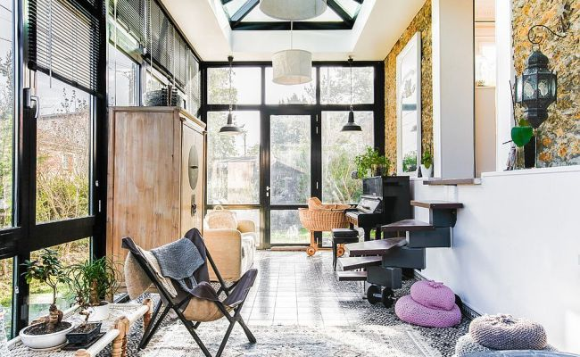 10 Sunroom Seating Ideas From The Comfy To The Creative