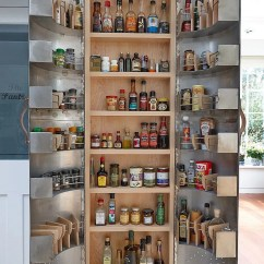 Kitchen Freestanding Pantry Lowes Backsplash For 10 Small Ideas An Organized, Space-savvy