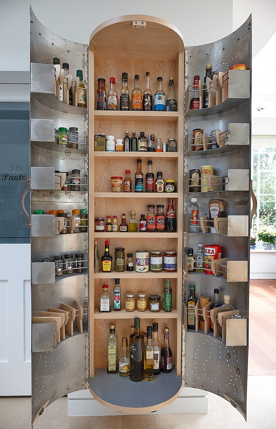 freestanding kitchen pantry cool gadgets 10 small ideas for an organized, space-savvy