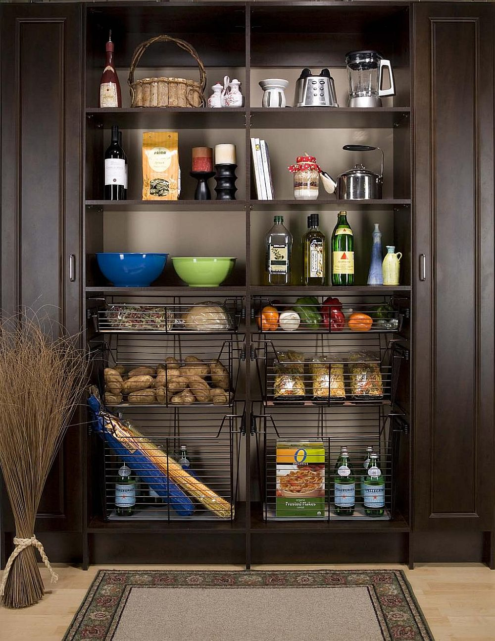 10 Small Pantry Ideas for an Organized SpaceSavvy Kitchen