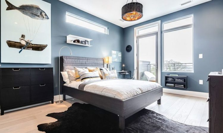 Gray And Blue Bedroom Ideas 15 Bright And Trendy Designs