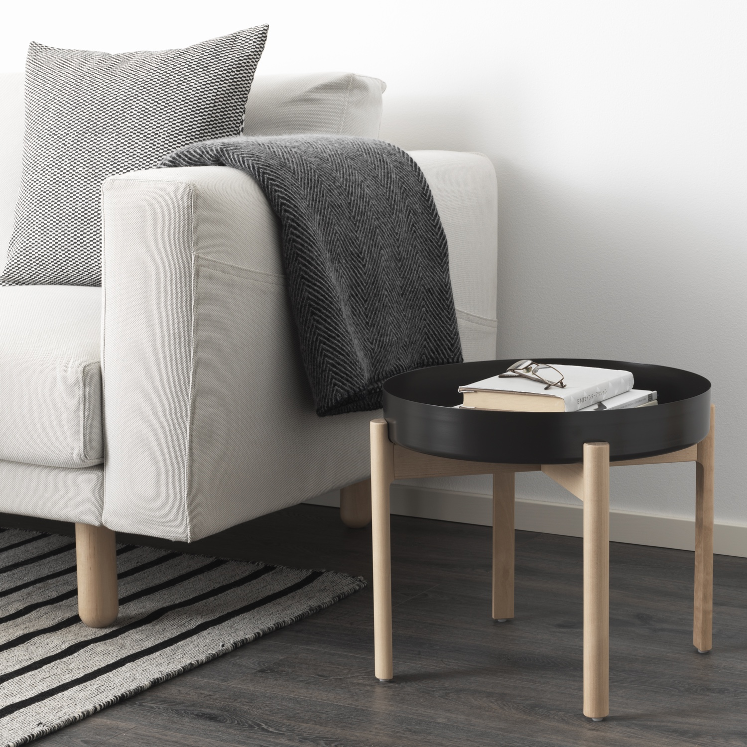small grey sofa crushed velvet corner cheap 10 standouts from the ikea x hay ypperlig collection