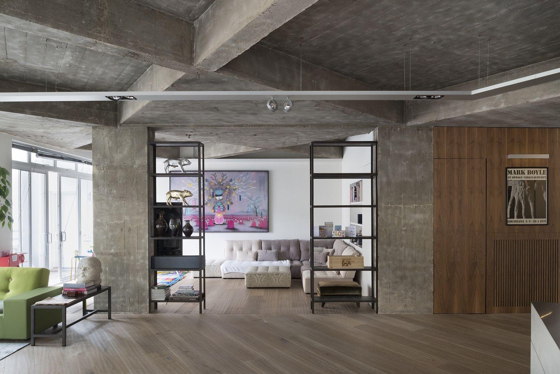 Concrete Charisma Stunningly Refurbished Modern