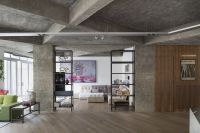 Concrete Charisma: Stunningly Refurbished Modern ...