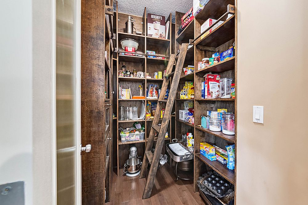 kitchen pantry hanging light fixtures for 10 unique pantries that usher textural beauty into modern
