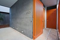 15 Orange Front Door Painting Ideas and Inspirations that ...