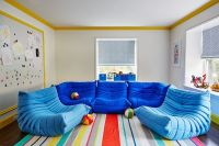 Chic Adaptability: 10 Kids Rooms with Versatile Modular ...