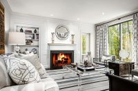 20 Monochromatic Living Rooms in White Full of Personality!
