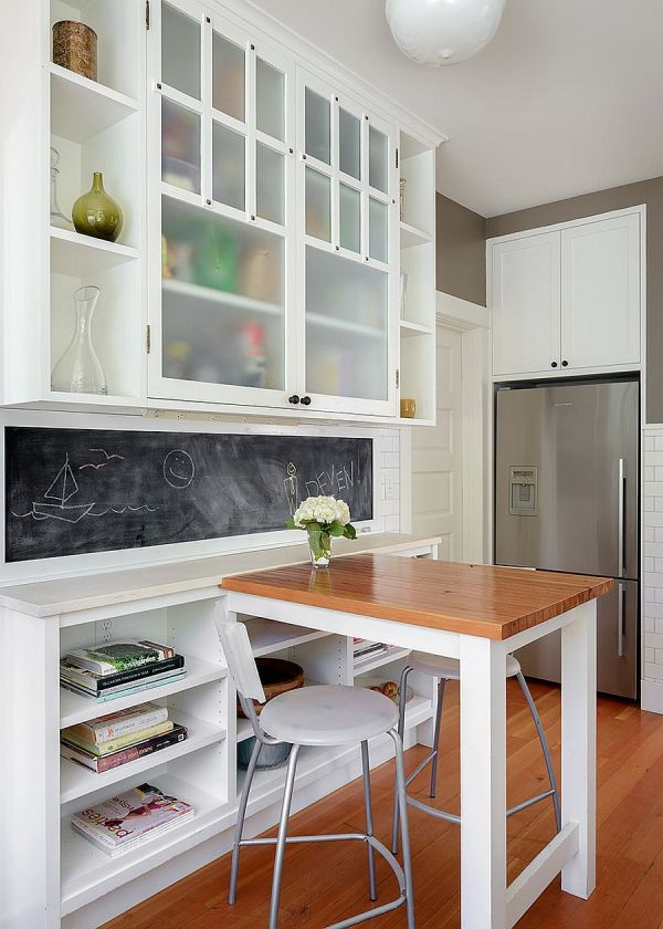 Tiny Breakfast Nooks Two With Space-saving Goodness