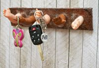 10 Nifty DIY Key Holders for a More Organized Home