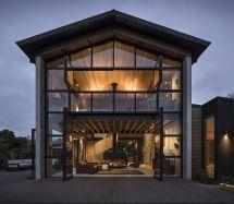 New Zealand Beach House Architecture