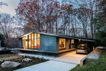 Mid Century Modern House Architecture