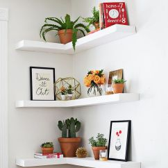 Modern Corner Shelves For Living Room Home Decor Walls 10 Diy Shelf Ideas Every Of Your View In Gallery