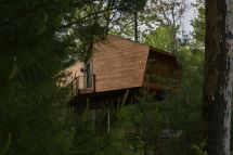 Inhabit Tranquil Treehouse With Stunning Views Of