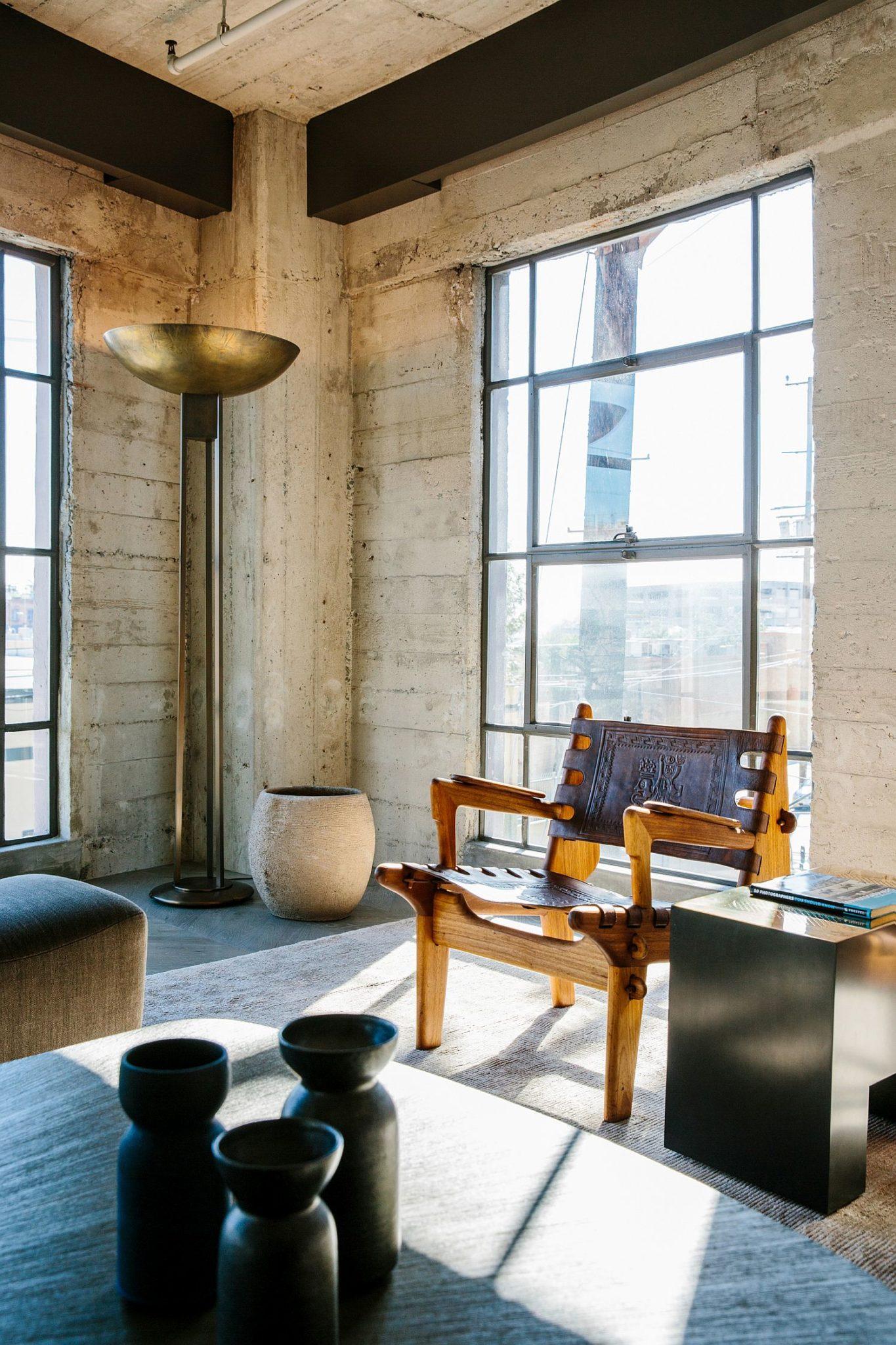 1920s Warehouse in Los Angeles Turned into a Splendid Modern Industrial Loft