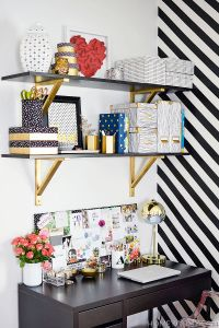 15 DIY Home Office Organization and Storage Ideas that ...