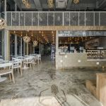 Original Bakery In China With A Modern Industrial Multi Level Design