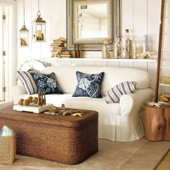 Beach Style Living Room Decor Lake House Design 15 Gorgeous Rooms With A Dash Of Woodsy Charm Touch Rustic Beauty
