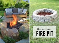 10 DIY Fire Pits that are Affordable and Relatively Easy ...