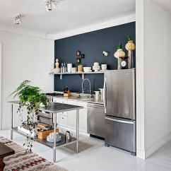 Kitchen Prep Station Islands For Small Kitchens Stainless Steel The Space-savvy Modern ...