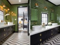 Top Bathroom Color Trends of the Season: Refreshing ...