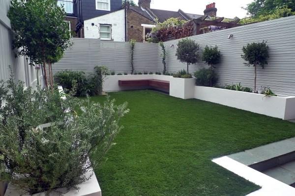 create backyard privacy