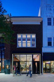 Century- Building Altered Multi-level Modern